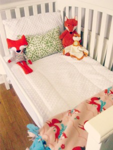 Fox Toddler Bed - Farm Fresh Family