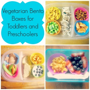 Vegetarian Bento Boxes for Toddlers - Farm Fresh Family